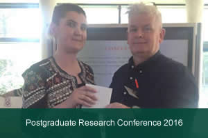 Postgraduate Research Conference 2016
