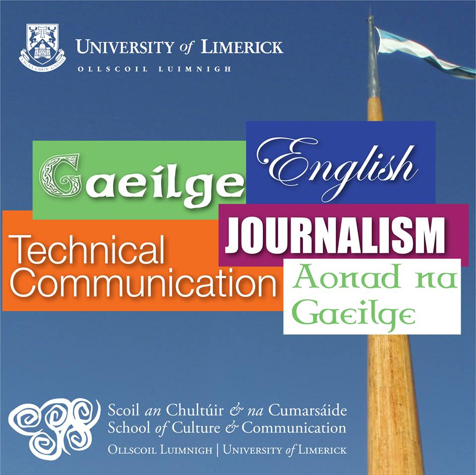 School of English, Irish & Communication