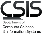 Department of Computer Science & Information Systems