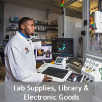Lab Support, Library & Electronic Goods