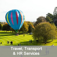 Travel, Transport & HR Services
