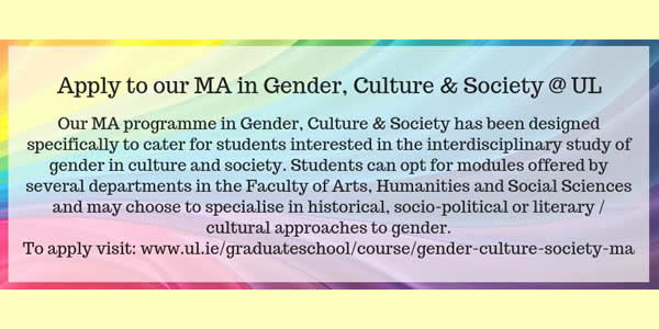 MA in Gender Culture and Society