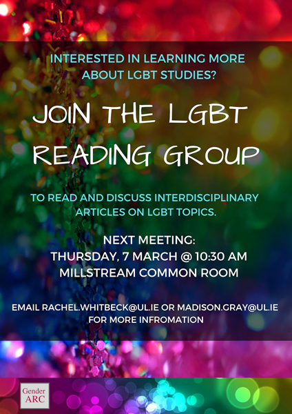 LGBT Reading Group