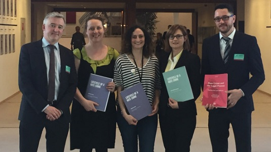UL report on treatment of hate crime in criminal justice system launched
