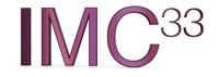 IMC33 Conference