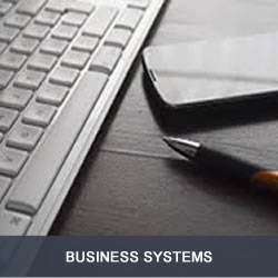 Business Systems Operated by ITD