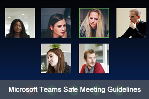 MS Teams Meeting Guidelines