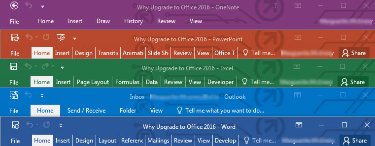 8 Reasons to Upgrade to Office 2016 | University of Limerick