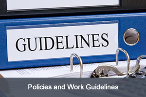 Policies and Work Guidelines