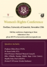 Law Society's Womens Rights Conference