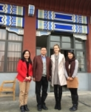 School of Law Visit to China