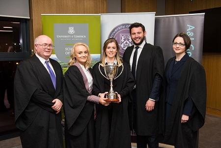 AandL Goodbody Moot Court Competition 2019