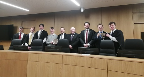 A L Goodbody Moot Court Competition 2020