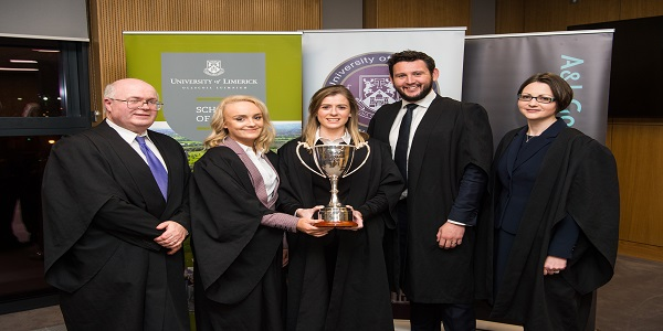 AL Goodbody Mooting Competition