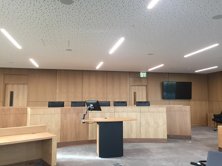 New Appeal Court at the School of Law