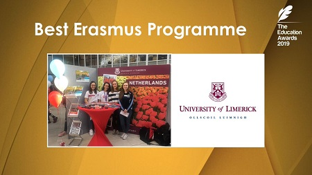 Best Student Campus and Best Erasmus Programme