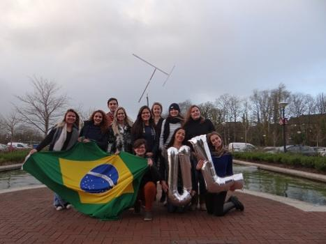 Brazilian students complete Winter School in Family Law at UL