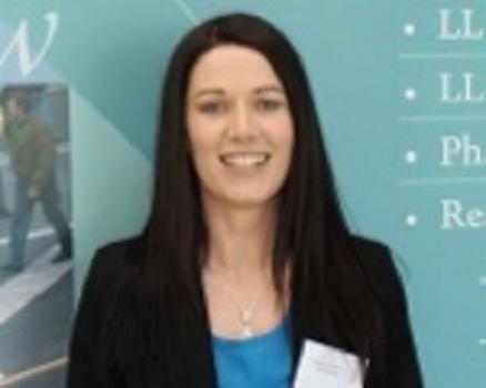 New Staff - Dr Catriona Moloney