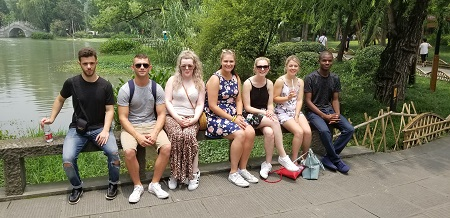 UL's Masters Students Study Law in China