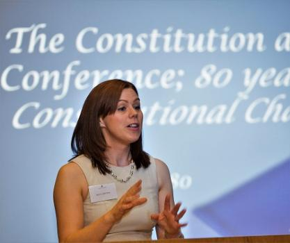 Dr Laura Cahillane and the Citizen Assembly recommendations on Article 412