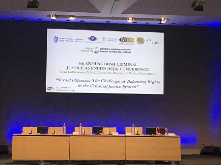CCJVS Members Participate in Criminal Justice Joint Agencies Conference