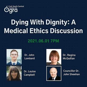 Dying with Dignity  A Medical Ethics Discussion