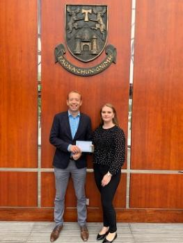 EVERSHEDS SUTHERLAND AWARD SCHOLARSHIP