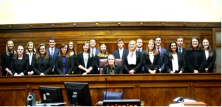 Chief Justice's Summer Internship Programme