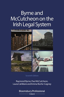 Publication of New edition of Irish Legal System Book