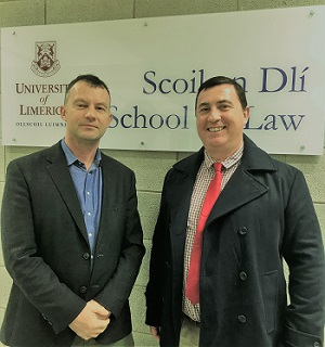 Guest Lecture on 'Crime Investigation in Ireland'
