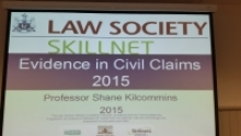 Law Society Lecture