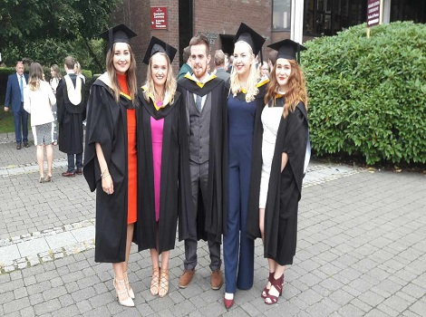 School of Law Graduates 2017