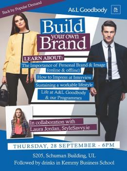 A and L Goodbody Event UL 28th September