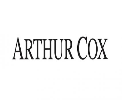 Arthur Cox prize 3rd year Law and Accounting