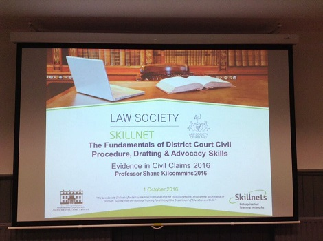 Civil Evidence in the Law