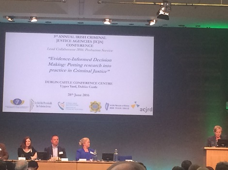 Irish Criminal Justice Agencies Conference