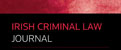 Irish Criminal Law Journal