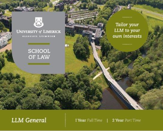 Cover of the LLM General course details
