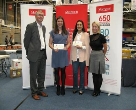 Matheson Contract Law Prizes