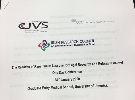 Realities of rape trials