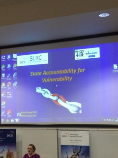 State Accountability for Vulnerability Conference