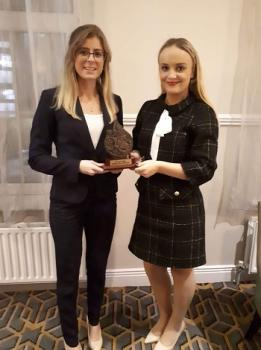 UL Winners of the UCC Matheson Moot Court Open 2018