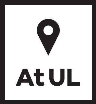 Image of a map location with At UL written underneath.