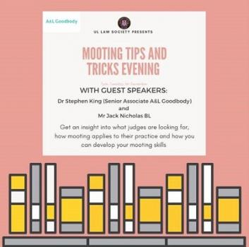 Mooting Tips and Tricks Evening