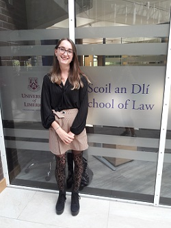 School of Law Welcomes First Student on Double Masters Programme