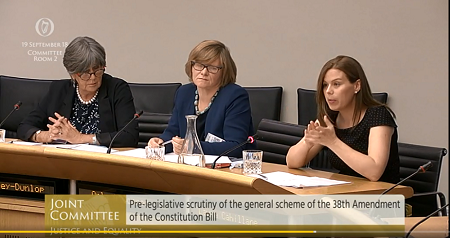 Oireachtas Committee on Justice and Equality