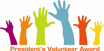 Presidents Volunteer Award