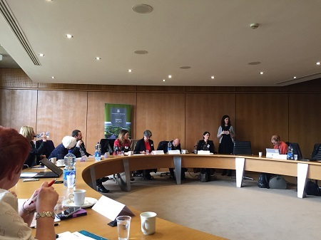 Roundtable on Implementation of the Victims Directive