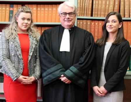 Chief Justice's Summer Internship Programme: Rebecca Lalor