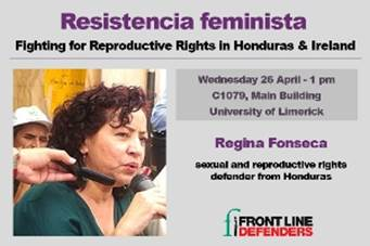 Seminar on Womens Rights in Honduras